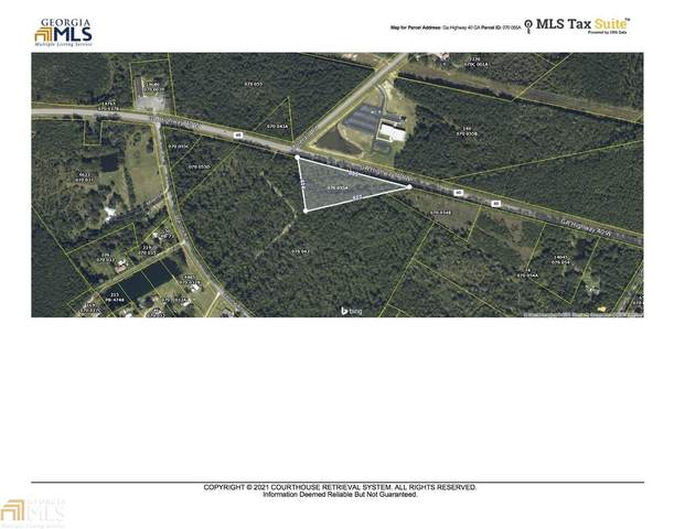 0 Ga Highway 40, Kingsland, GA 31548 (MLS #8931034) :: Military Realty