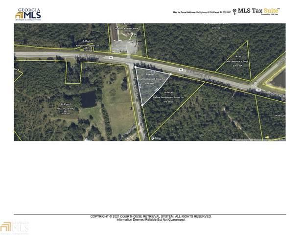 0 Ga Highway 40, Kingsland, GA 31548 (MLS #8931035) :: Military Realty