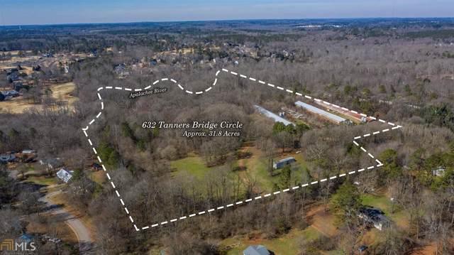 632 Tanners Bridge Cir, Bethlehem, GA 30620 (MLS #8931114) :: Crown Realty Group