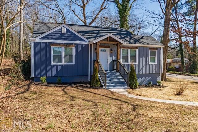 1718 Hadlock St, Atlanta, GA 30311 (MLS #8931132) :: RE/MAX Eagle Creek Realty