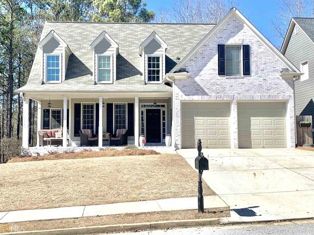 50 Yorkshire Ln, Villa Rica, GA 30180 (MLS #8931262) :: Scott Fine Homes at Keller Williams First Atlanta