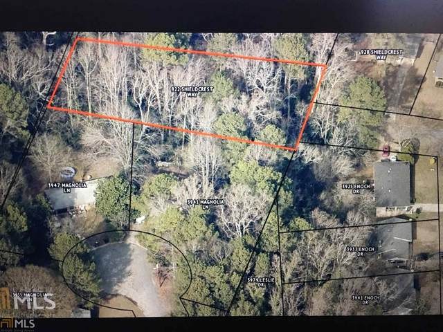 922 Shieldcrest, Forest Park, GA 30297 (MLS #8931337) :: Military Realty