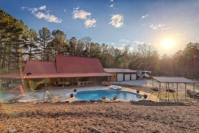 1853 Tugalo Village Rd, Clarkesville, GA 30523 (MLS #8931462) :: Buffington Real Estate Group