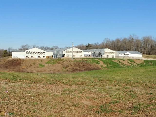 2000 Sandy Cross Rd, Royston, GA 30662 (MLS #8931519) :: Crown Realty Group