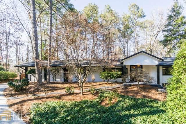 645 River Valley Rd, Atlanta, GA 30328 (MLS #8931558) :: Scott Fine Homes at Keller Williams First Atlanta