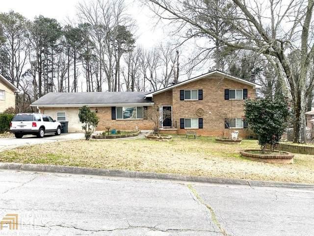 807 Monmouth, Stone Mountain, GA 30083 (MLS #8931577) :: Bonds Realty Group Keller Williams Realty - Atlanta Partners