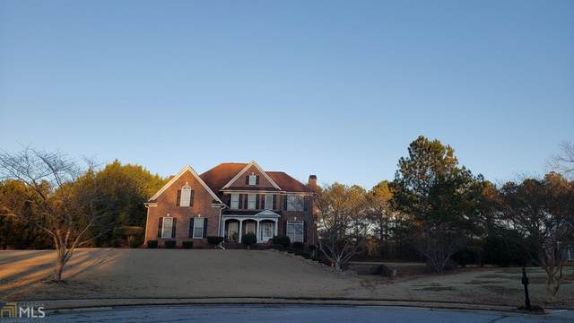 100 Wessex, Tyrone, GA 30290 (MLS #8931582) :: Anderson & Associates