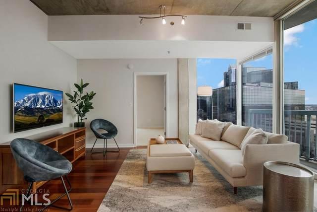 3324 Peachtree Rd #1001, Atlanta, GA 30326 (MLS #8931589) :: Buffington Real Estate Group