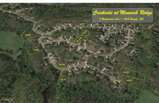 5342 Monarch Dr Lot 91, Gainesville, GA 30506 (MLS #8931649) :: Military Realty
