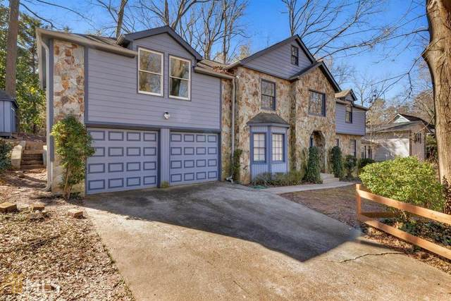1083 Forest Heights Rd, Stone Mountain, GA 30083 (MLS #8931733) :: The Realty Queen & Team