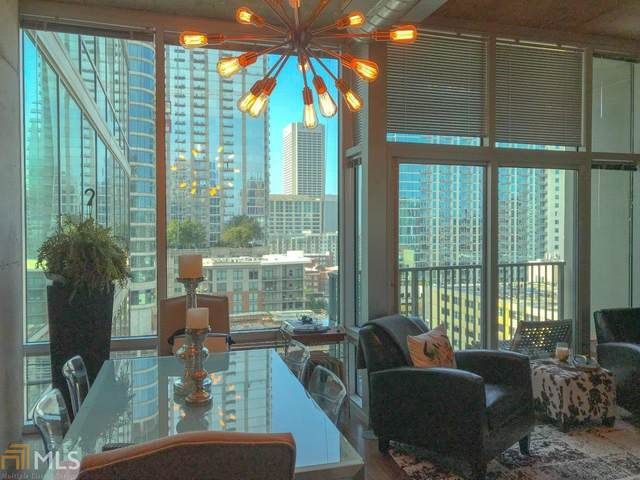 923 NE Peachtree St #1521, Atlanta, GA 30309 (MLS #8931859) :: Military Realty