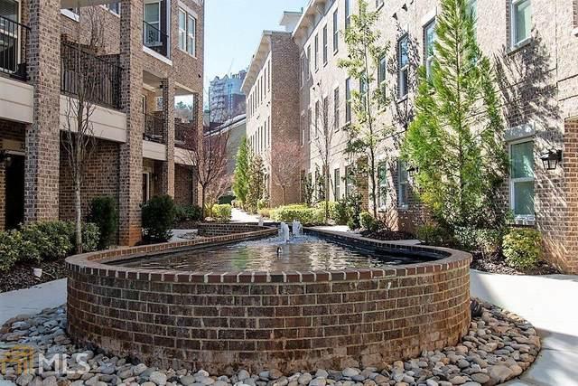 335 Brownstones, Atlanta, GA 30312 (MLS #8931975) :: RE/MAX Eagle Creek Realty
