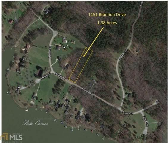 1151 Brannon Dr, Greensboro, GA 30642 (MLS #8932032) :: Military Realty