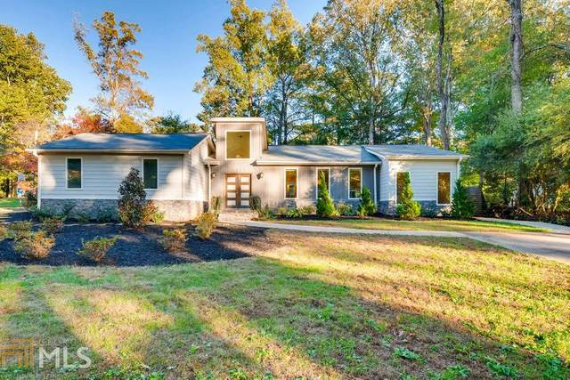 6445 Long Island Dr, Atlanta, GA 30328 (MLS #8932040) :: The Realty Queen & Team