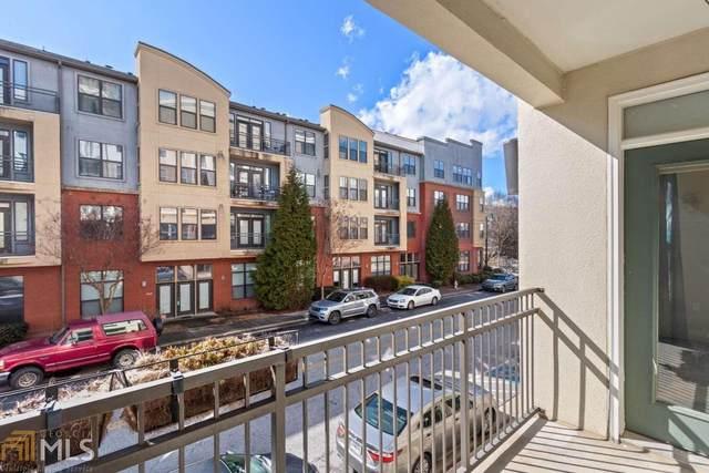390 17Th St #3013, Atlanta, GA 30363 (MLS #8932095) :: Buffington Real Estate Group