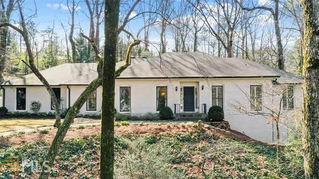 630 Edgewater Trl, Sandy Springs, GA 30328 (MLS #8932106) :: Scott Fine Homes at Keller Williams First Atlanta