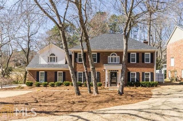 2131 Spindrift Ct, Marietta, GA 30062 (MLS #8932126) :: Scott Fine Homes at Keller Williams First Atlanta