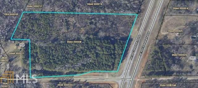 0 Highway 27 & Hogan Rd, Hogansville, GA 30230 (MLS #8932217) :: Crown Realty Group