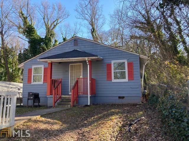 1268 Ladd St, Atlanta, GA 30310 (MLS #8932422) :: Scott Fine Homes at Keller Williams First Atlanta