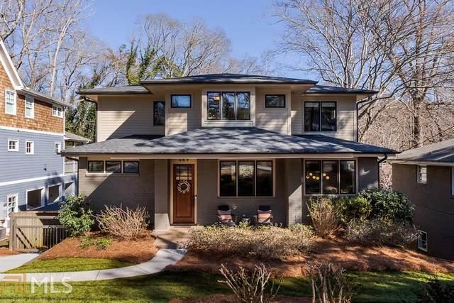 369 Mimosa Dr, Decatur, GA 30030 (MLS #8932582) :: Scott Fine Homes at Keller Williams First Atlanta