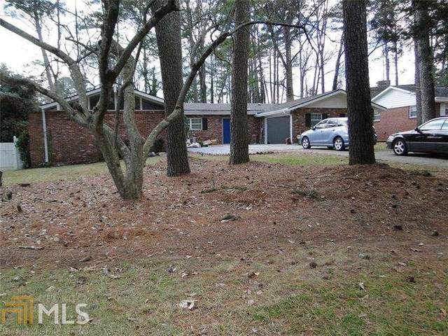 3987 Flintridge Dr, Stone Mountain, GA 30083 (MLS #8932629) :: Bonds Realty Group Keller Williams Realty - Atlanta Partners