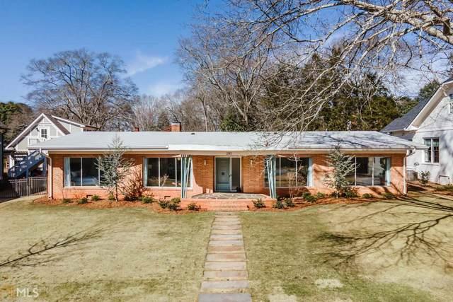 280 Milledge Ter, Athens, GA 30606 (MLS #8932655) :: Scott Fine Homes at Keller Williams First Atlanta