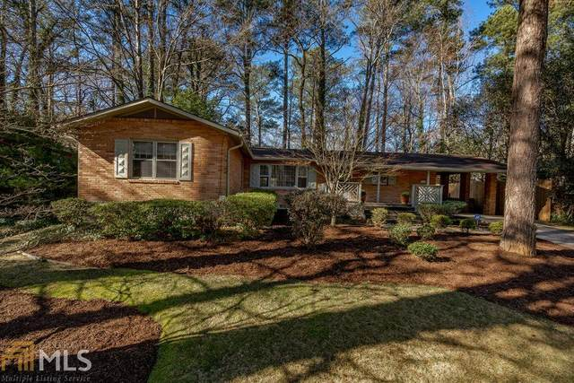 3862 Ensign Dr, Chamblee, GA 30341 (MLS #8932673) :: Bonds Realty Group Keller Williams Realty - Atlanta Partners