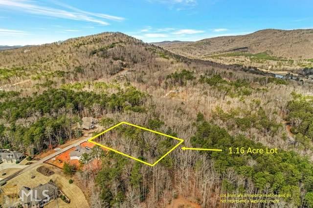 0 Glazenwood Dr Lot 1412, Clarkesville, GA 30523 (MLS #8932675) :: Scott Fine Homes at Keller Williams First Atlanta
