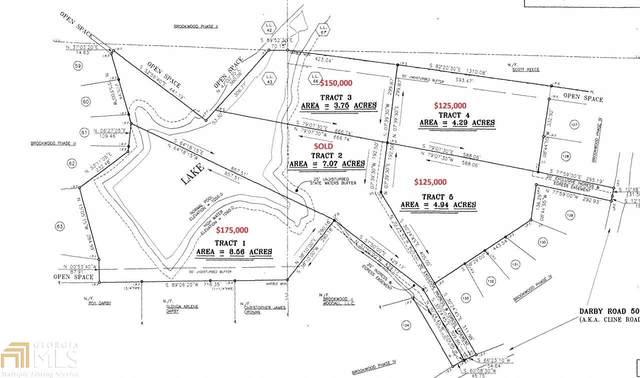 01 Darby Rd #1, Waleska, GA 30183 (MLS #8932842) :: Buffington Real Estate Group