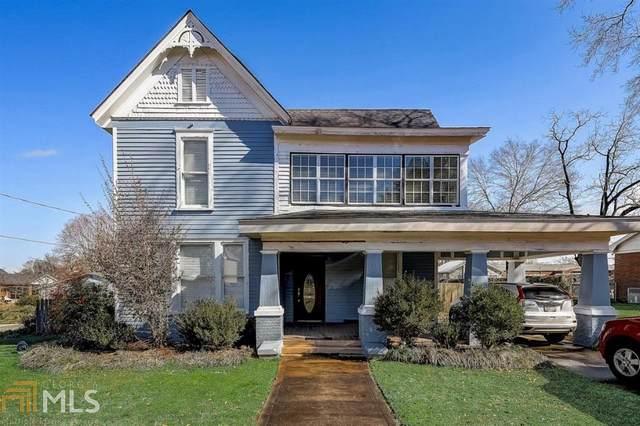 61 S College Ave, Hartwell, GA 30643 (MLS #8932935) :: Athens Georgia Homes