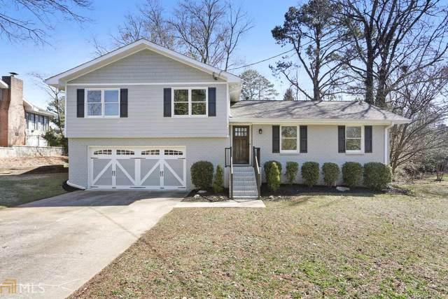 220Q Mansell Cir, Roswell, GA 30075 (MLS #8933233) :: Bonds Realty Group Keller Williams Realty - Atlanta Partners