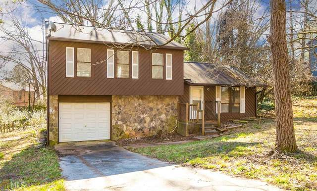 5152 Fairforest Dr, Stone Mountain, GA 30088 (MLS #8933239) :: The Realty Queen & Team