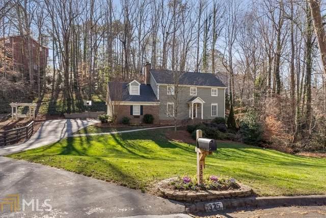 325 Hunters Glen Ct, Sandy Springs, GA 30328 (MLS #8933265) :: Buffington Real Estate Group