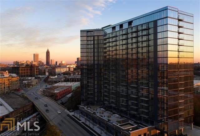 788 W Marietta St #714, Atlanta, GA 30318 (MLS #8933344) :: Military Realty