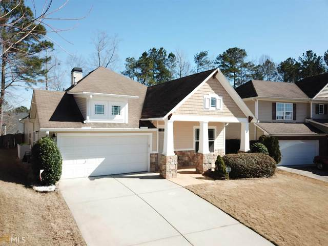 228 Greenview Dr, Newnan, GA 30265 (MLS #8933395) :: The Realty Queen & Team