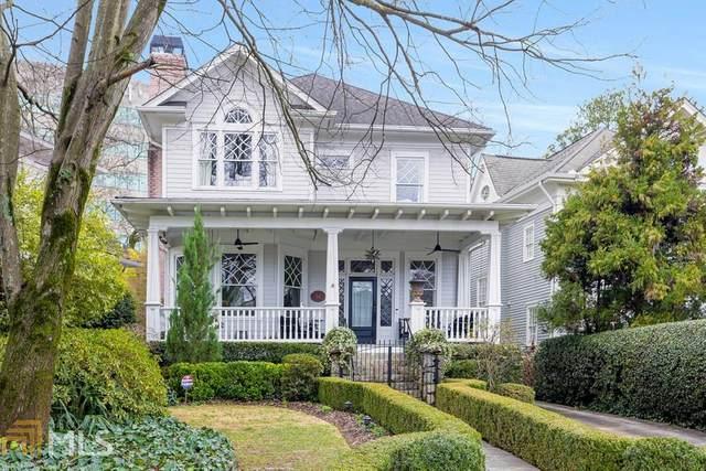 34 Peachtree Cir, Atlanta, GA 30309 (MLS #8933464) :: Houska Realty Group