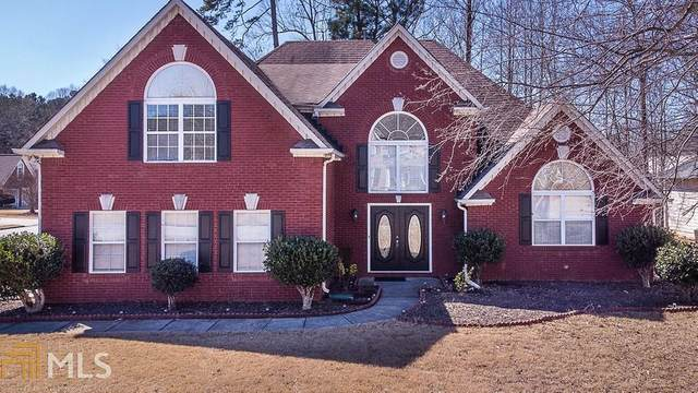 321 Kirkland Dr, Lawrenceville, GA 30044 (MLS #8933466) :: Military Realty
