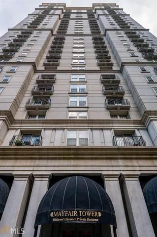 199 14Th St #2509, Atlanta, GA 30309 (MLS #8933490) :: Buffington Real Estate Group