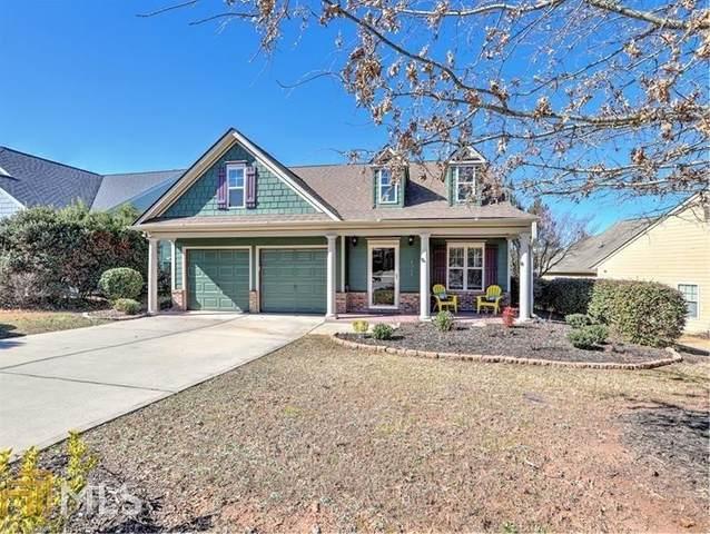 417 Arrowhead Trl, Canton, GA 30114 (MLS #8933494) :: Houska Realty Group