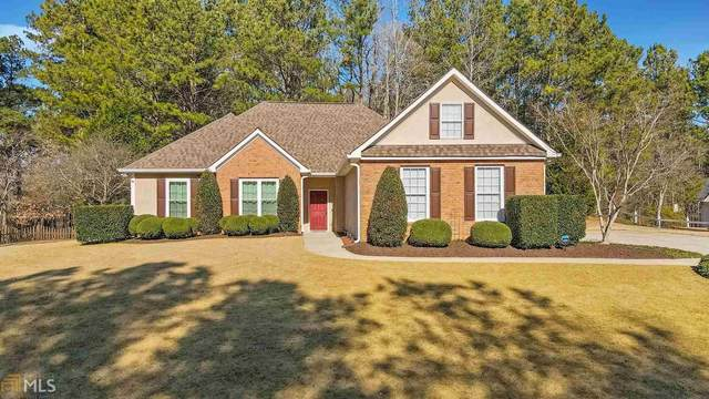 21 Wellington Manor Dr, Sharpsburg, GA 30277 (MLS #8933506) :: Buffington Real Estate Group
