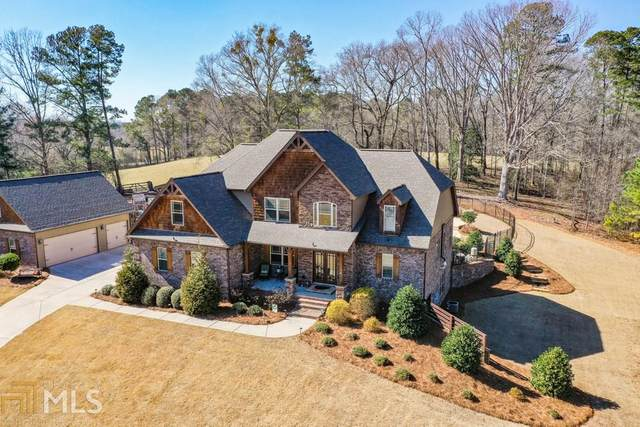 100 Haddock Point, Brooks, GA 30205 (MLS #8933519) :: Houska Realty Group