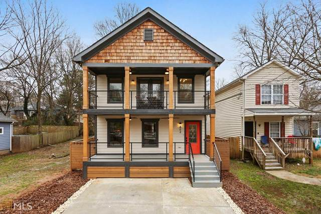 864 Hubbard St, Atlanta, GA 30310 (MLS #8933595) :: The Realty Queen & Team