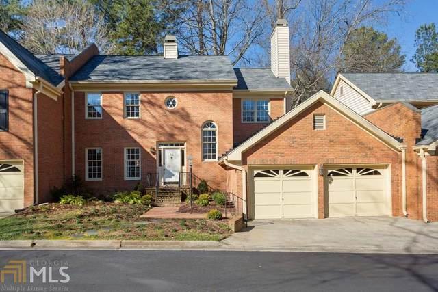 56 NE Ivy Chase #56, Atlanta, GA 30342 (MLS #8933622) :: Lakeshore Real Estate Inc.