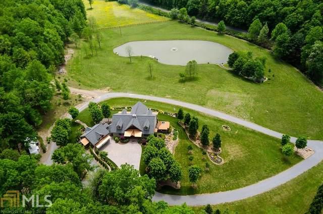 1209 Bradley Creek Rd, Franklin, NC 28734 (MLS #8933640) :: The Atlanta Real Estate Group