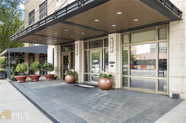 565 Peachtree St #807, Atlanta, GA 30308 (MLS #8933647) :: The Atlanta Real Estate Group