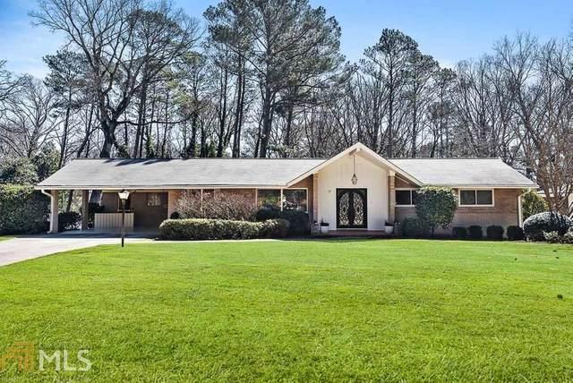 2213 Lebaron Drive, Atlanta, GA 30345 (MLS #8933677) :: Lakeshore Real Estate Inc.