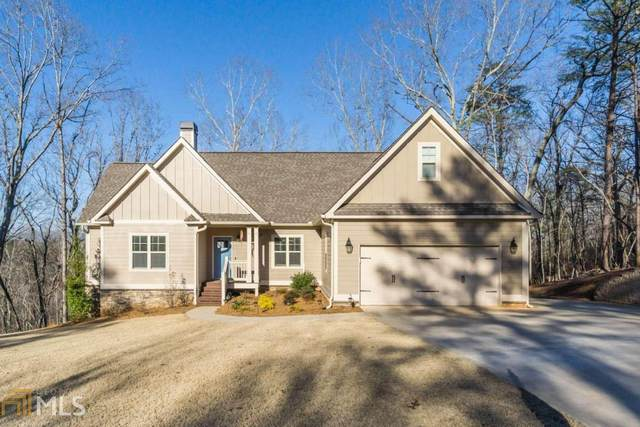 100 Oak Springs Trl, Dahlonega, GA 30533 (MLS #8933731) :: The Realty Queen & Team