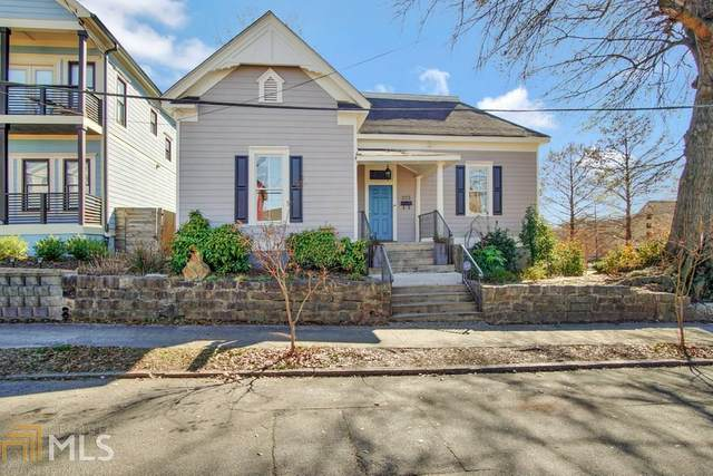 225 Woodward Ave, Atlanta, GA 30312 (MLS #8933750) :: The Realty Queen & Team