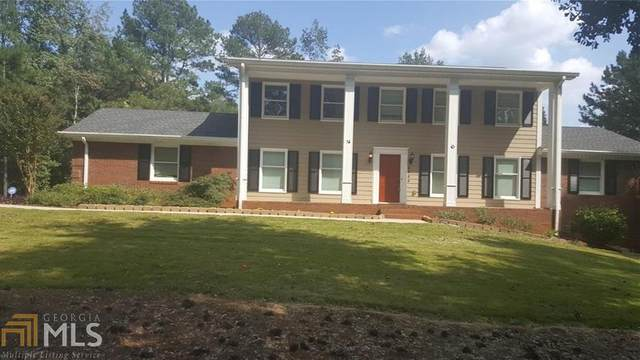 4000 Troupe Smith Road Se, Conyers, GA 30094 (MLS #8933757) :: The Atlanta Real Estate Group