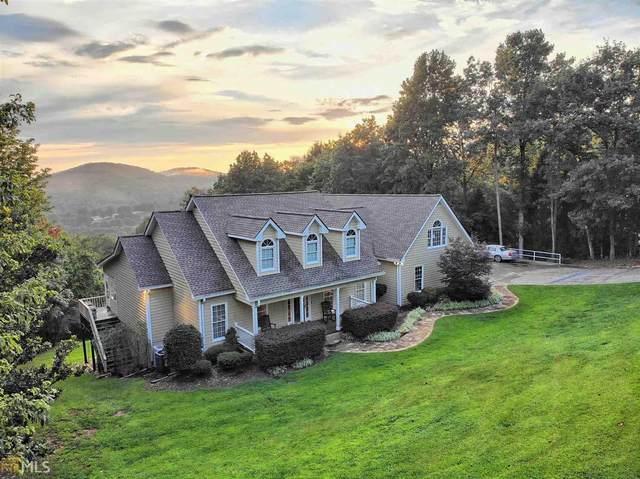 912 Cider Ridge, Clarkesville, GA 30523 (MLS #8933777) :: Scott Fine Homes at Keller Williams First Atlanta